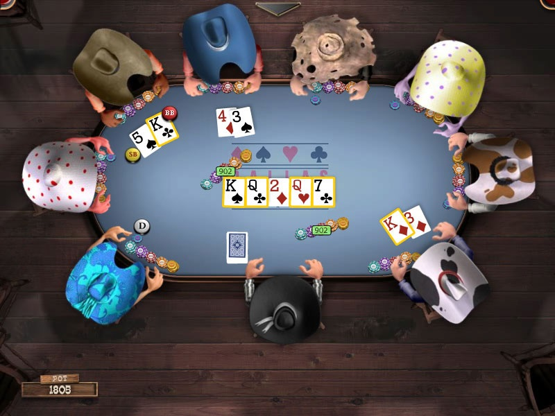 Tips For Playing Aggressively in Online Poker