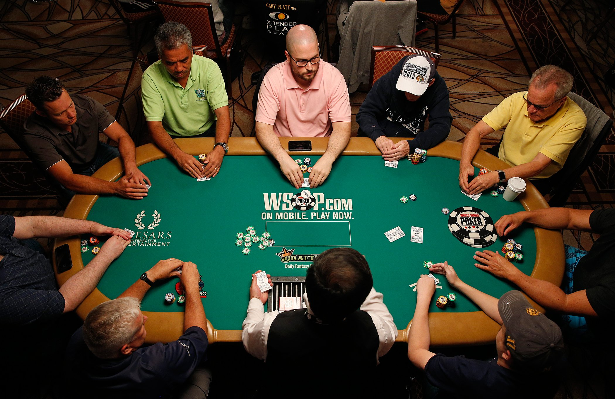 Poker – Player Image and More!