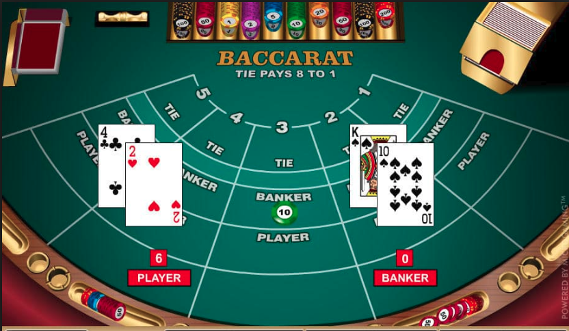Learn About the Variations of Baccarat Game